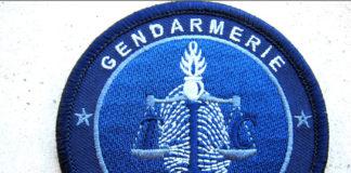 Ecusson TIC gendarmerie scientifique