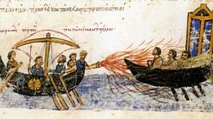 feu grégeois police scientifique