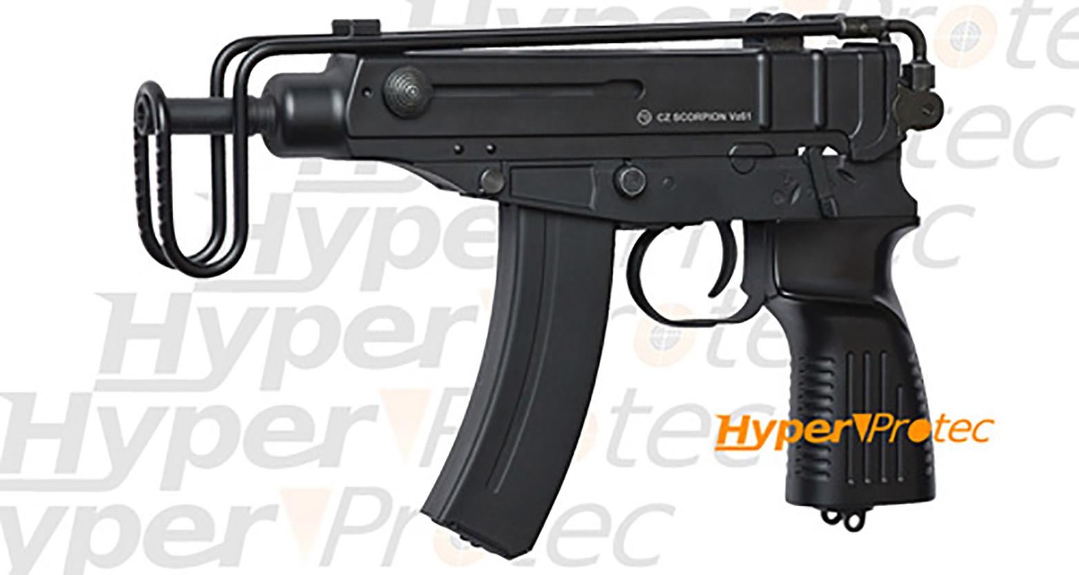 mitraillettes CZ Scorpion Vz 61
