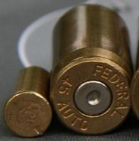 munitions police scientifique