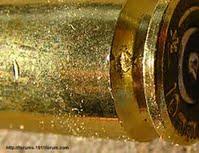 Traces extracteur douilles armes à feu