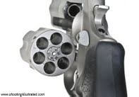 Barillet 357 Magnum police scientifique