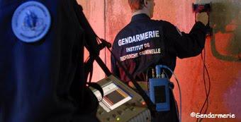 IRCGN - Police Scientifique - Historique