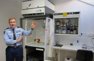 laboratoire périgueux gendarmerie scientifique