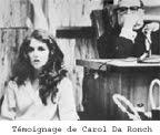 Témoignage Carol Da Ronch Police technique et scientifique