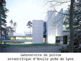 concours d'ingénieur laboratoire police scientifique ecully