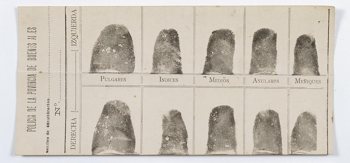 empreintes de Francisca Rojas