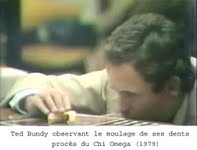 moulage dents ted bundy police scientifique