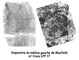 erreur fausse identification brandon mayfield