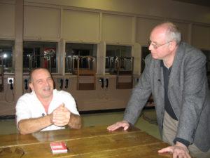 Stéphane Bourgoin et Elmer Wayne Henley