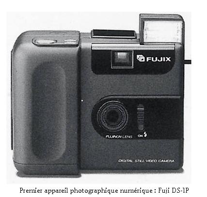 photographie numérique historique