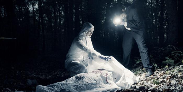 Concours de photographie «Police Scientifique»
