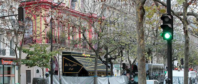 Bataclan - Attentats de Paris 2015
