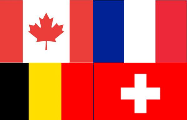 Policiers scientifiques francophones à l'étranger