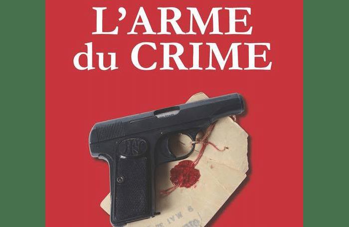 Interview de Gilles REIX, auteur de «L'arme du crime»