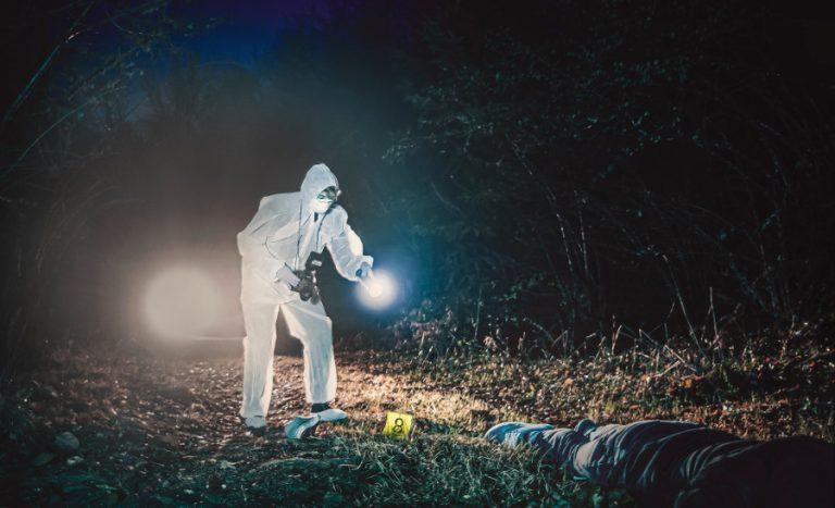 Résultat du concours de photographie «Police Scientifique»